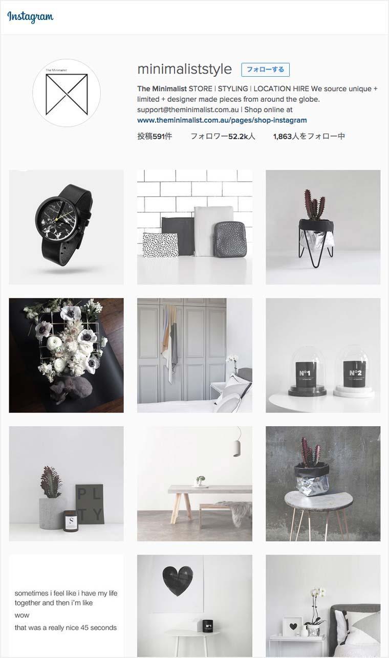 minimaliststyle