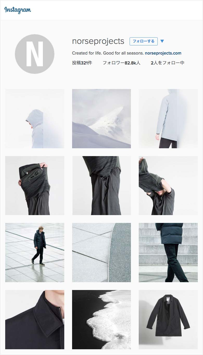 norseprojects